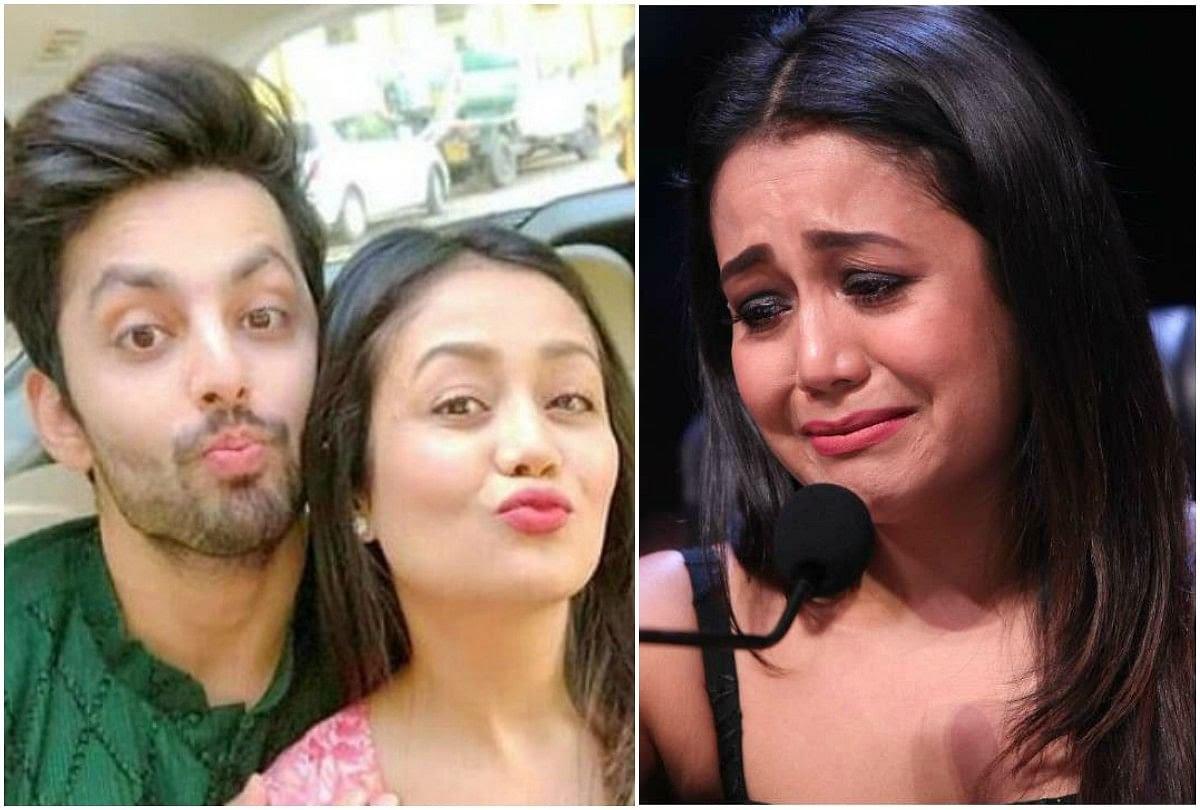 Neha Kakkar Birthday Special After Breakup With Himansh Kohli Cried In  Reality Show - ब्रेकअप के बाद नेहा कक्कड़ की हो गई थी ऐसी हालत, रियलिटी शो  में ही खूब बहाए थे